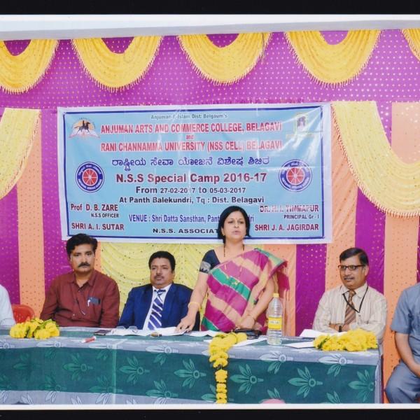 NSS Program 2017